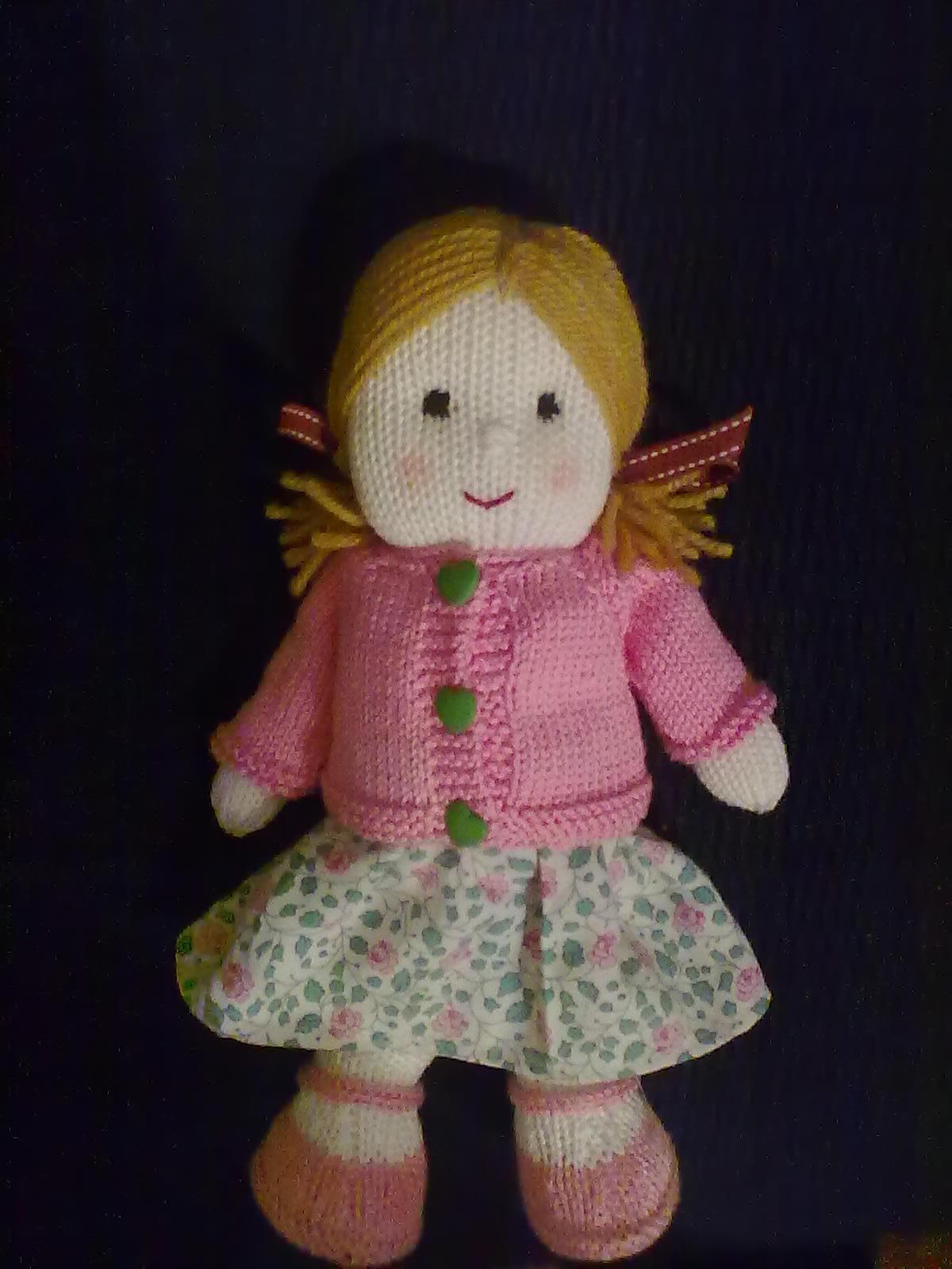 Una Bambola Tutta Morbida Mammacraft